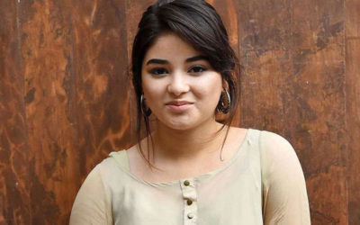From The Diary Of Depressed Dangal Teen Actress Zaira