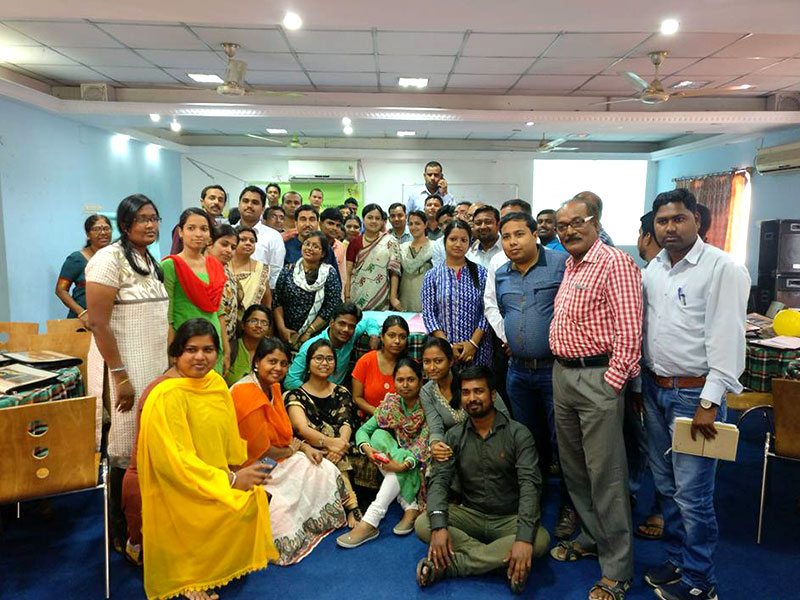 Capacity Building Workshop for Childline Staff