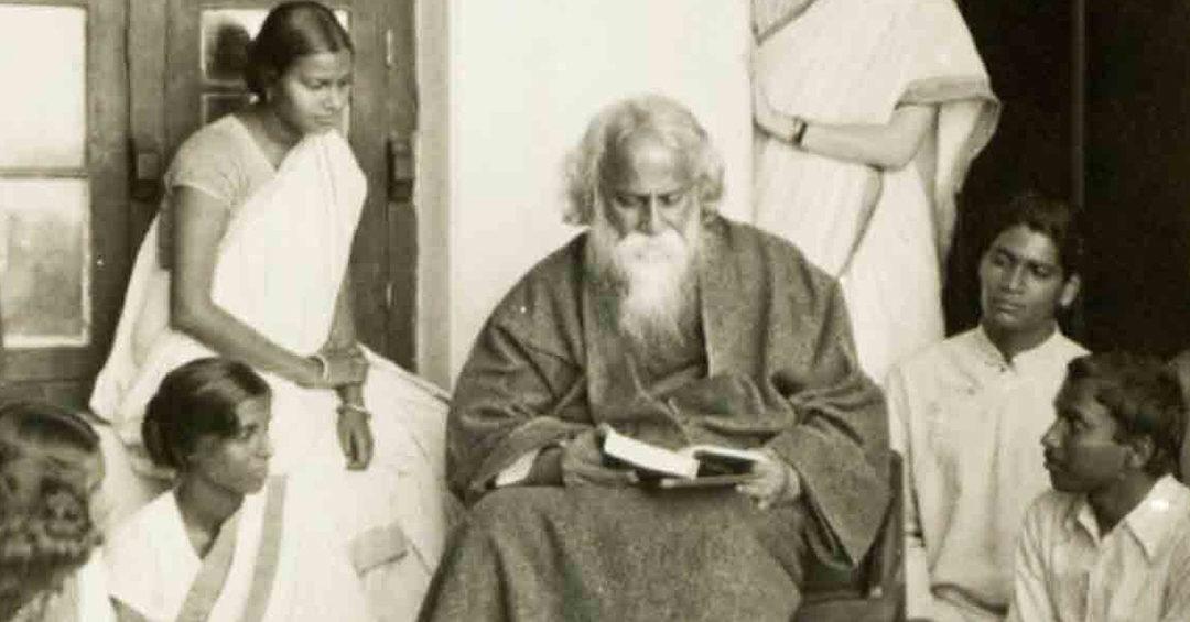 Tribute To Rabindranath Tagore's Positive Vision